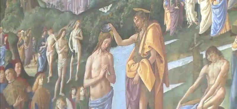 """El Papa pide en el ángelus """"mantener vivo y actualizado el recuerdo del bautismo"""""""