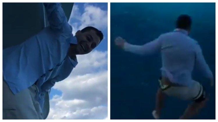 Un graciosillo salta desde el balcón de un crucero, un día después de la muerte de un joven por la misma causa