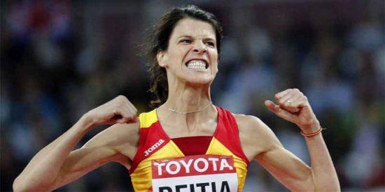 Ruth Beitia renuncia a encabezar la lista del PP en las autonómicas de Cantabria y deja la política
