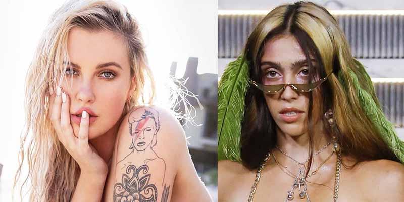 Instagram: Ireland Baldwin posa sin ropa íntima y Lourdes Leon, hija de Madonna, lo hace en bikini