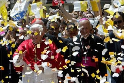 Aplazada la investigación relacionada con el viaje de Benedicto XVI a Valencia