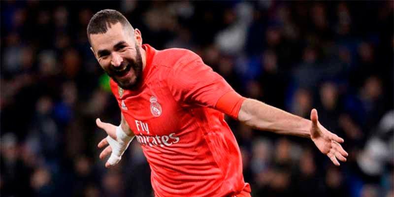 El Gato Benzema se comió a los pericos del Espanyol