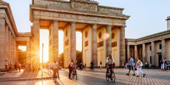 Vuelos baratos a Berlín