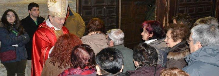 Monseñor Berzosa se despide de Ciudad Rodrigo sin dar explicaciones de su renuncia