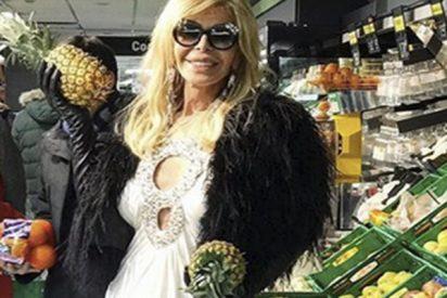 ¿Te has enterado de la qué ha montado Bibiana Fernández en un Mercadona?