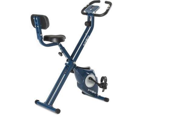 """Klar FIT Klarfit Azura CF/Pro X-Bike - Bicicleta Fija, Bicicleta estática"