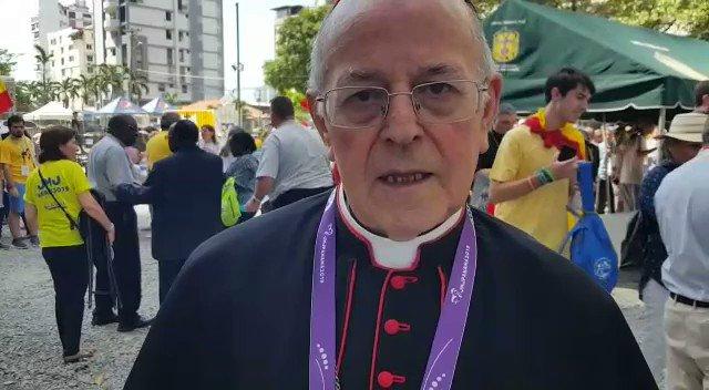 """Cardenal Blázquez: """"La JMJ es una oferta para renovar la fe, la esperanza, el amor"""""""