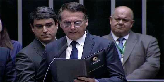 Jair Bolsonaro ya es presidente de Brasil, la principal potencia de Sudamérica
