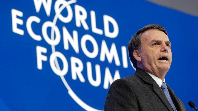 """Jair Bolsonaro: """"Vamos a defender a la familia, a los verdaderos derechos humanos"""""""