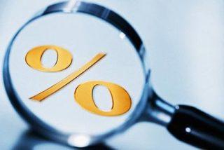 Las nuevas hipotecas bajan sus tipos dos décimas en tan sólo mes tras el hundimiento del Euríbor