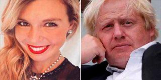 El ex ministro británico Boris Johnson y su joven amante ya comparten techo, una mansión de un millón de libras