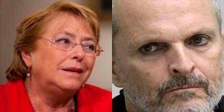 El crudo vídeo con el que Miguel Bosé pidió a Michelle Bachelet defender los derechos humanos en Venezuela