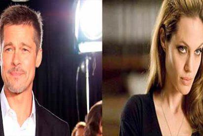 """La """"enemiga"""" de Angelina Jolie que estaría saliendo con Brad Pitt"""