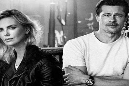 Brad Pitt y Charlize Theron: otra versión del romance que revoluciona Hollywood