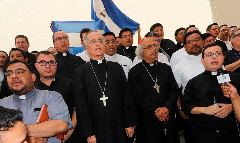 Nicaragua: Impedir procesión del 1 de enero fue atentado contra la libertad religiosa