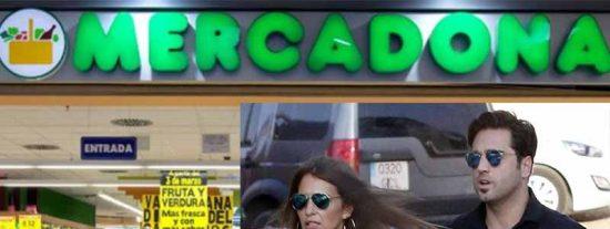 ¿Has visto lo que les ha pasado a Paula Echevarría y David Bustamante en un Mercadona?