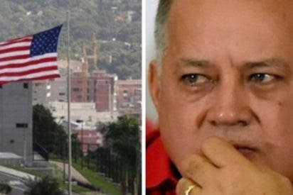 """Cabello, mano derecha del dictador Maduro, amenaza a EE.UU.: """"Es muy probable que entren a Venezuela, lo difícil será salir"""""""