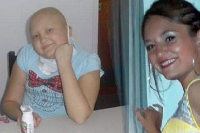 Esta chica que venció al cáncer sacude las redes con su #10yearschallenge