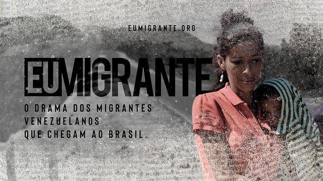 Cáritas Brasil lanza la Campaña #EuMigrante: la migración es un derecho humano
