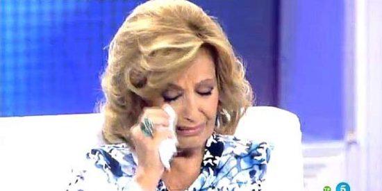 ¡Notición! Vasile baraja la opción de despedir a María Teresa Campos en pocas semanas