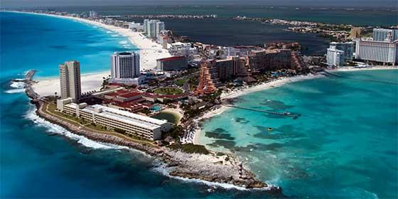Quintana Roo: Cancún se recupera