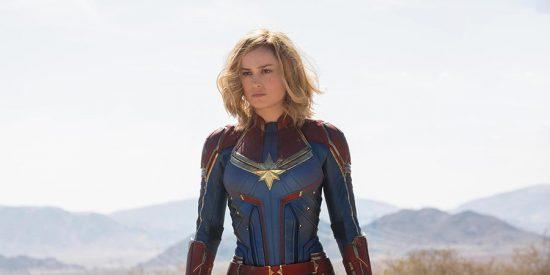 El bestial entrenamiento de Brie Larson para convertirse en 'Captain Marvel'