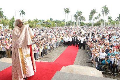 Brenes recibió mensajes de posibles ataques a la procesión por la paz en Managua