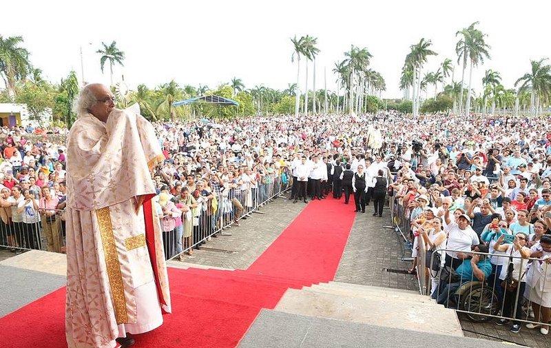 Cardenal Brenes suspendió sorpresivamente peregrinación del 1 de enero en Managua