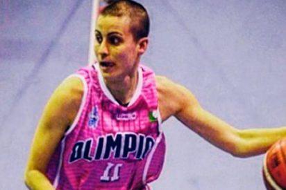 Muere a los 31 años la jugadora de baloncesto Carlota Egusquiza