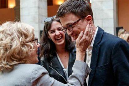 Patadón a Pablo Iglesias: por fin Errejón ejecuta su dulce venganza, tira a Podemos y se alía con Carmena