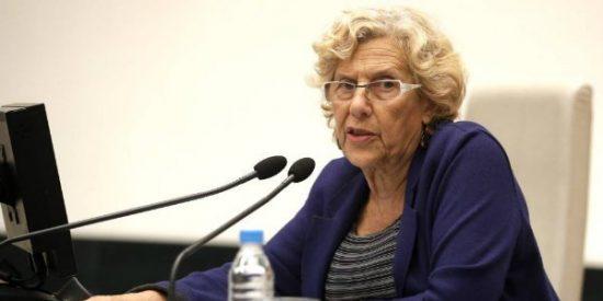 ¿Ayuntamiento de Madrid o el Palacio de Miraflores? Manuela Carmena y su equipo no condenan al tirano Maduro