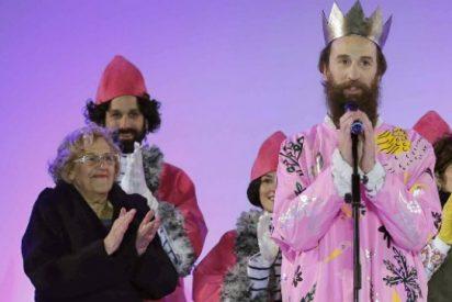 Las decepcionantes y bochornosas cabalgatas de Reyes desde que Manuela Carmena llegó al Ayuntamiento