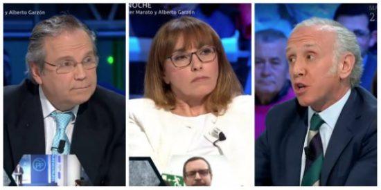 """Inda destroza a Rubio y a Carmona por sus ataques a VOX: """"Vuestro partido ha preferido pactar con los asesinos de Múgica"""""""