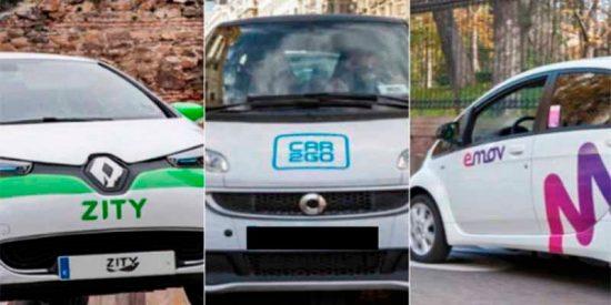 La antisistema Colau bloquea la llegada de Car2go, Zity y Emov a Barcelona hasta 2020