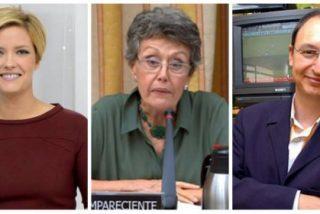 María Casado se pone de rodillas ante sus jefes de la soviética TVE y se traga sin rechistar una censura