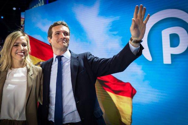 Pablo Casado clausura la última jornada de la Convención Nacional tras su rearme ideológico