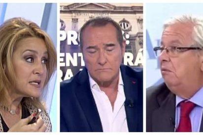 """La televisión de los obispos sataniza a VOX imitando a laSexta: """"Es una caja de bombas manejada por un mono"""""""