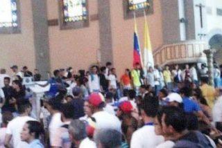 """Obispos venezolanos piden evitar """"la represión violenta"""" contra manifestantes anti-Maduro"""