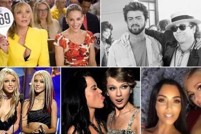 Las grandes amistades de famosos que ahora están destruidas