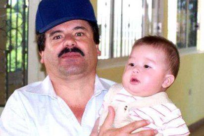 """Los tres hijos de """"El Chapo"""" Guzmán buscados por EEUU"""