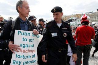 Brutal represión, torturas y asesinatos contra la comunidad homosexual en Chechenia