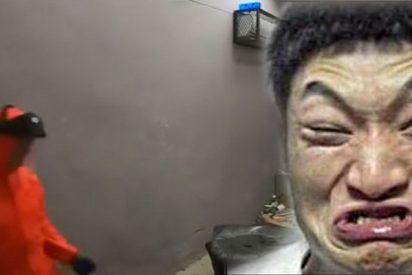 Así descargan los chinos su rabia en las llamadas 'salas de la ira'