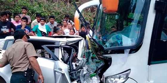 Tragedia y consternación: mueren cinco niños futbolistas en un accidente de carretera en Perú