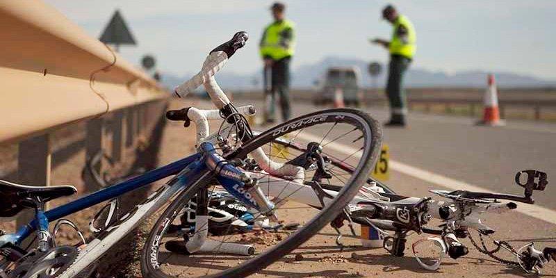 Muere un ciclista en Gandía tras ser arrollado por un coche