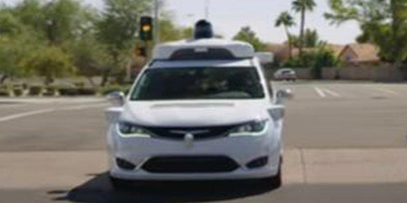 Los vecinos de Arizona en pie de guerra contra el coche autónomo