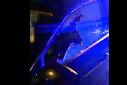 Disparan contra un conductor de Uber cuando circulaba por Madrid