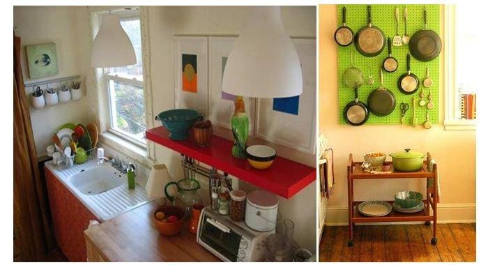 Muebles auxiliares de cocina baratos,
