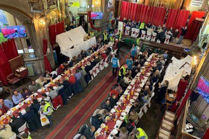 El padre Ángel inaugura un Hogar de Oportunidades para jóvenes sin techo en el centro de Madrid