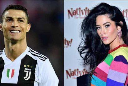 """Jasmine Lennard, ex de Cristiano Ronaldo, tilda al 'Bicho' de """"psicópata y trastornado mental"""""""