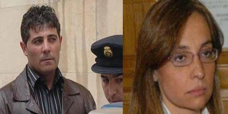Asesina a cuchilladas su 'novia', que fue la abogada que le defendió cuando asesinó a tiros a su primera mujer